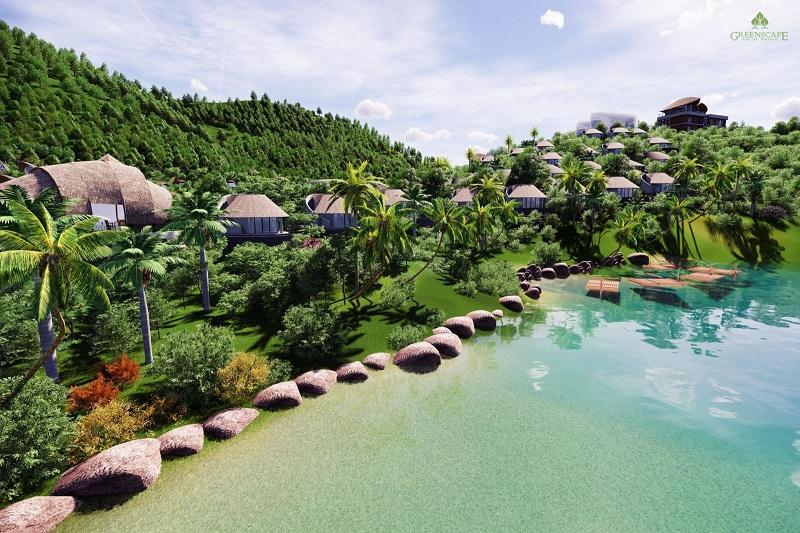 Phối cảnh 4 ParaHills Resort Hòa Bình