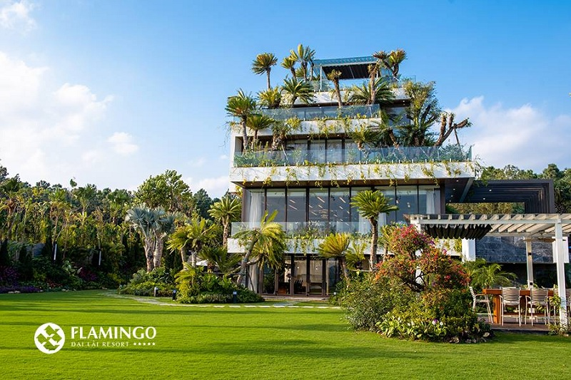 Legend Mansion Flamingo Đại Lải - Bảng Giá Dinh Thự Tổng Thống Độc Bản