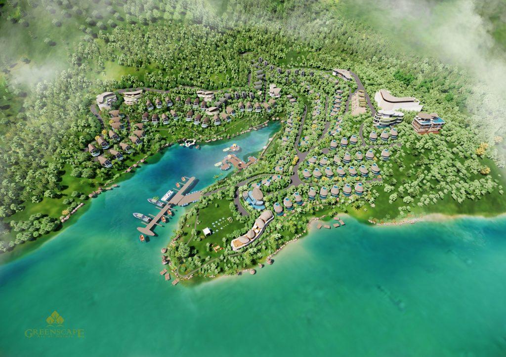 Phối cảnh ParaHills Resort Hòa Bình