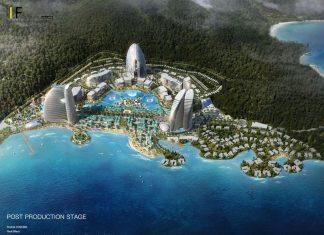 Phối cảnh Vega City Bãi Tiên - Nha Trang