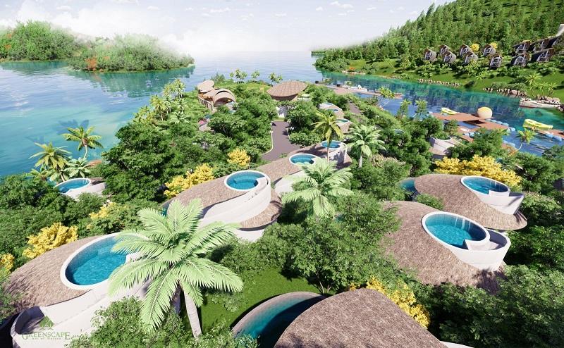 Phối cảnh mẫu biệt thự nhà ốc ParaHills Resort Hòa Bình