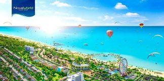 Phối cảnh dự án Novaworld Phan Thiết - Bình Thuận