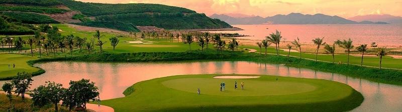 Sân Golf dự án Novaworld Phan Thiết - Bình Thuận