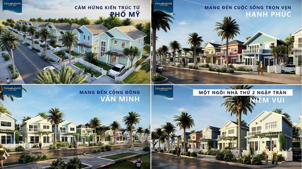 Shophouse dự án Novaworld Phan Thiết - Bình Thuận