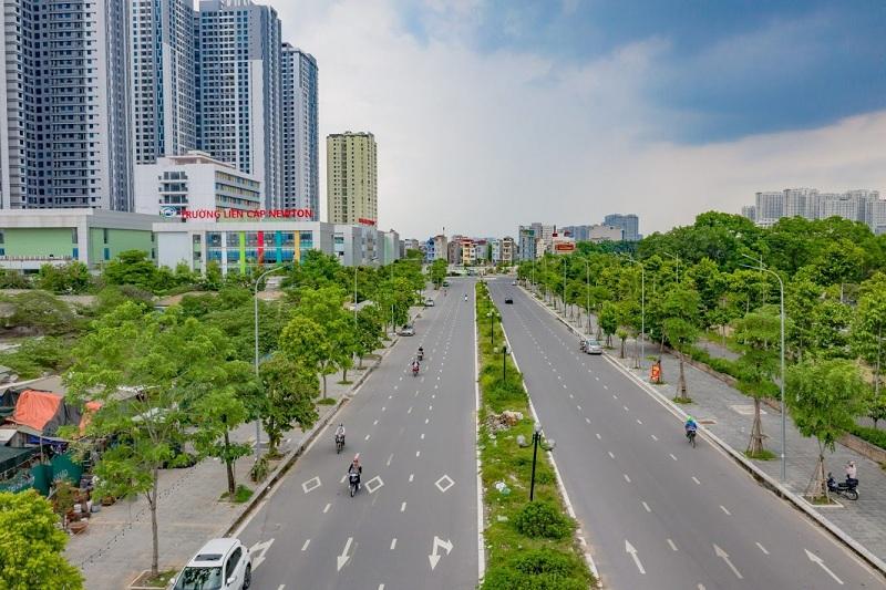 Trường liên cấp Newton dự án Goldmark City 136 Hồ Tùng Mậu