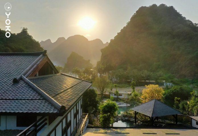 Hình ảnh thực tế 2 Yoko Onsen Quang Hanh Sungroup Quảng Ninh