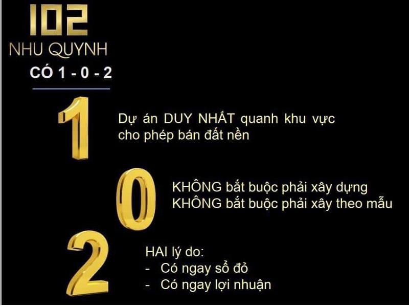 Tiềm năng 102 Như Quỳnh - Hưng Yên