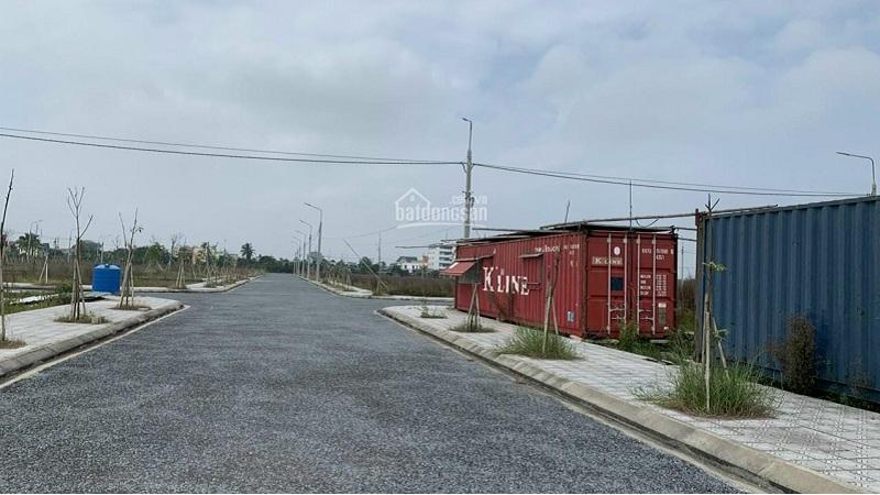 Ảnh thực tế 3 khu dân cư Bắc Đồng Đầm - Tiền Hải - Thái Bình