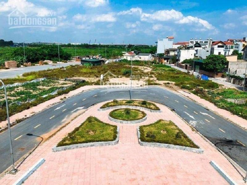 Hạ tầng giao thông đất đấu giá Cự Khối - Long Biên