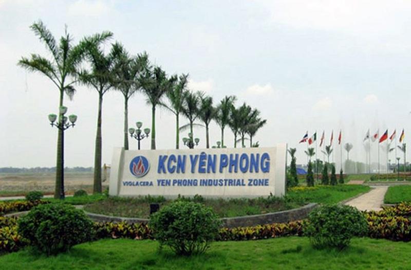 KCN Yên Phong - Bắc Ninh