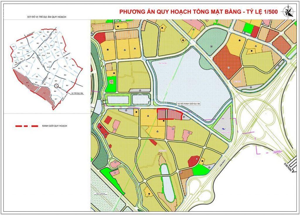 Quy hoạch sử dụng đất Cự Khối - Long Biên