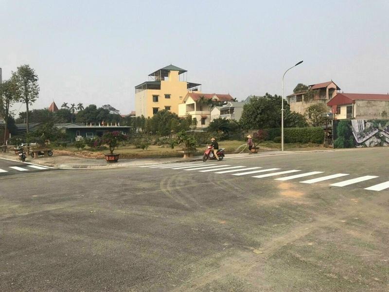 Tiến độ hạ tầng dự án The Spring Town Xuân Mai - An Thịnh