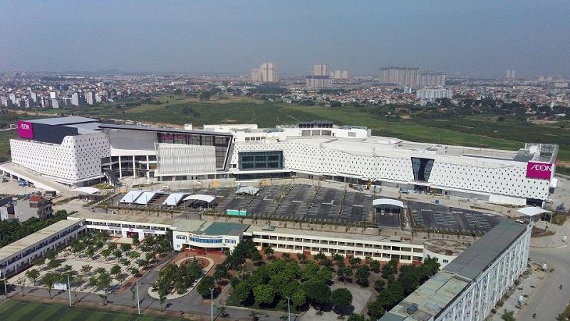 Đại siêu thị AEON Mall gần dự án FLC Premier Parc Lê Quang Đạo - Đại Mỗ