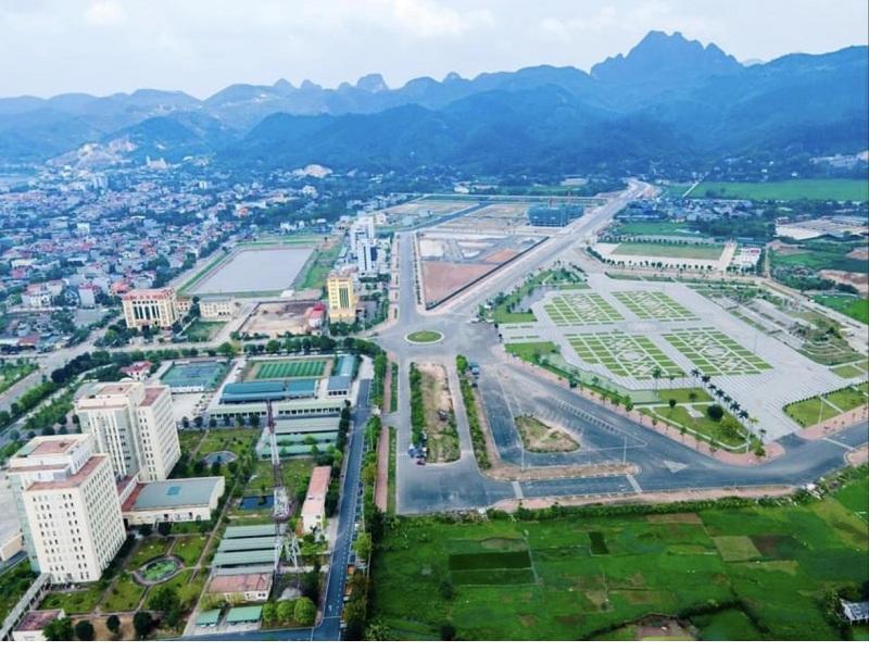 Flycam TSG Hòa Bình Centre