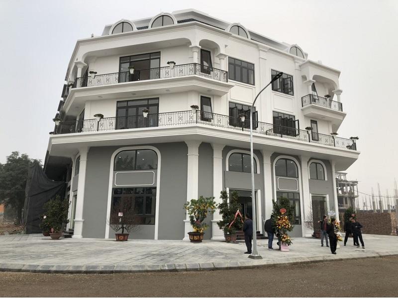 Hình ảnh thực tế Calyx Residence 319 Uy Nỗ - Đông Anh