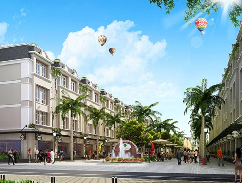 Liền kề dự án CEO Mê Linh - Hana Garden City