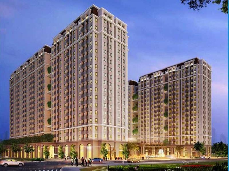 Nhà ở xã hội dự án CEO Mê Linh - Hana Garden City