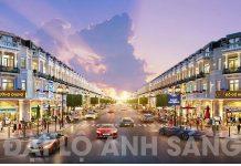 Phối cảnh 1 dự án Bảo Long New City Hương Mạc - Từ Sơn