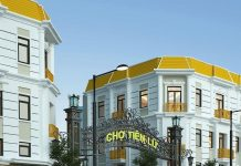Shophouse - Kiot Chợ Tiên Lữ - Hưng Yên
