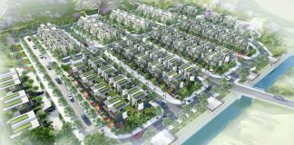 Phối cảnh dự án đất nền Hòa Bình Green Valley Hòa Lạc