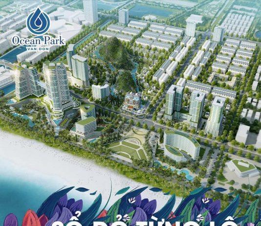 Phối cảnh Ocean Park Vân Đồn - Quan Minh