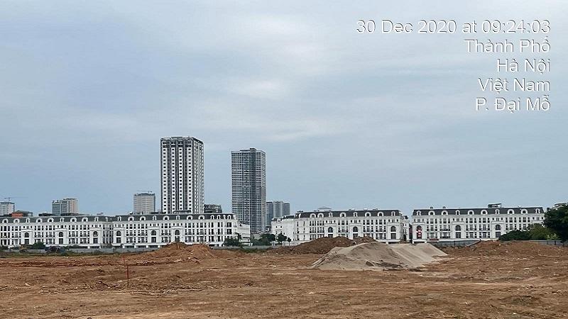 Tiến độ thi công FLC Premier Parc Lê Quang Đạo - Đại Mỗ