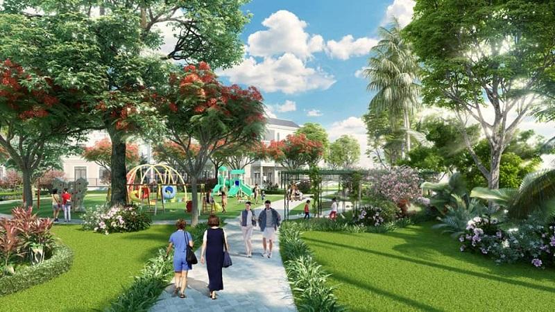 Tiện ích 1 dự án Bảo Long New City Hương Mạc - Từ Sơn