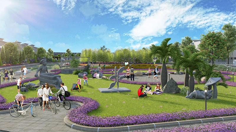 Tiện ích 3 dự án Bảo Long New City Hương Mạc - Từ Sơn