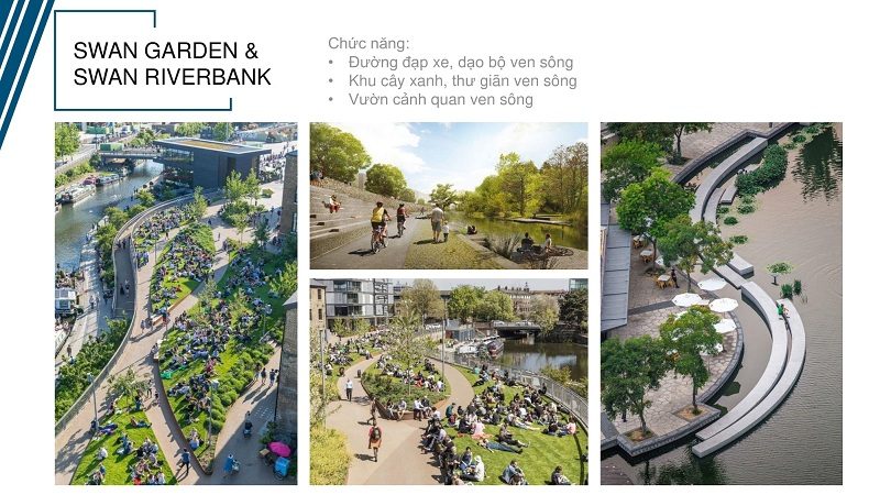 Công viên dự án Felicity Trưng Vương - Uông Bí