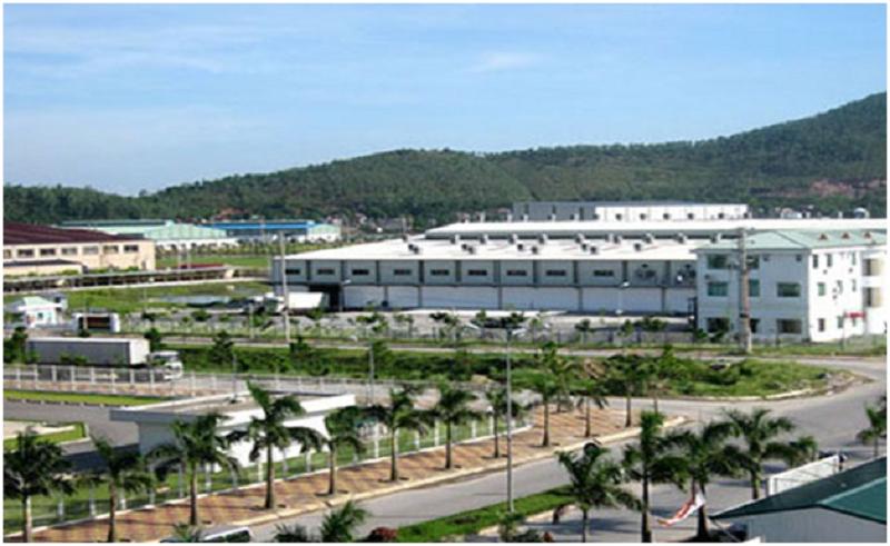 Cụm công nghiệp Song Khê - Thành phố Bắc Giang