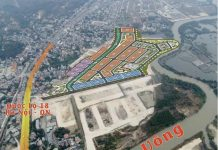 Flycam thực tế dự án Felicity Trưng Vương - Uông Bí