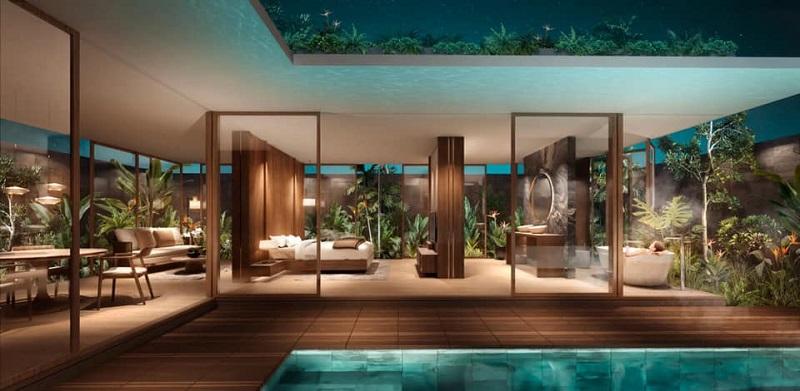 Khu nghỉ dưỡng dự án Apec Kim Bôi - Hòa Bình Mandala Hot Spring Retreat