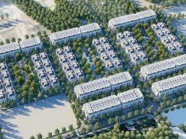 Phối cảnh dự án Eurowindow Twin Parks Trâu Quỳ - Gia Lâm