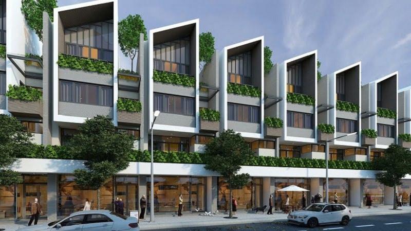 Shophouse Green Diamond Hạ Long Handico 6