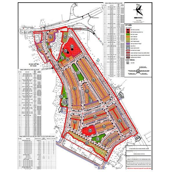 Quy hoạch khu đô thị mới Mỹ Độ - Thành phố Bắc Giang