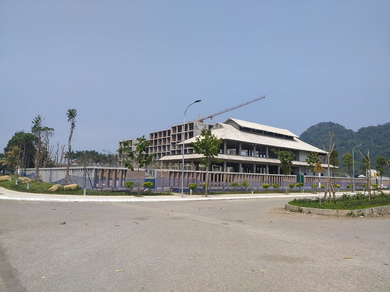 Tiến độ xây dựng dự án Apec Mandala Kim Bôi - Hòa Bình