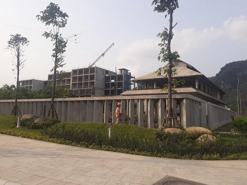 Tiến độ xây dựng 3 dự án Apec Mandala Kim Bôi - Hòa Bình