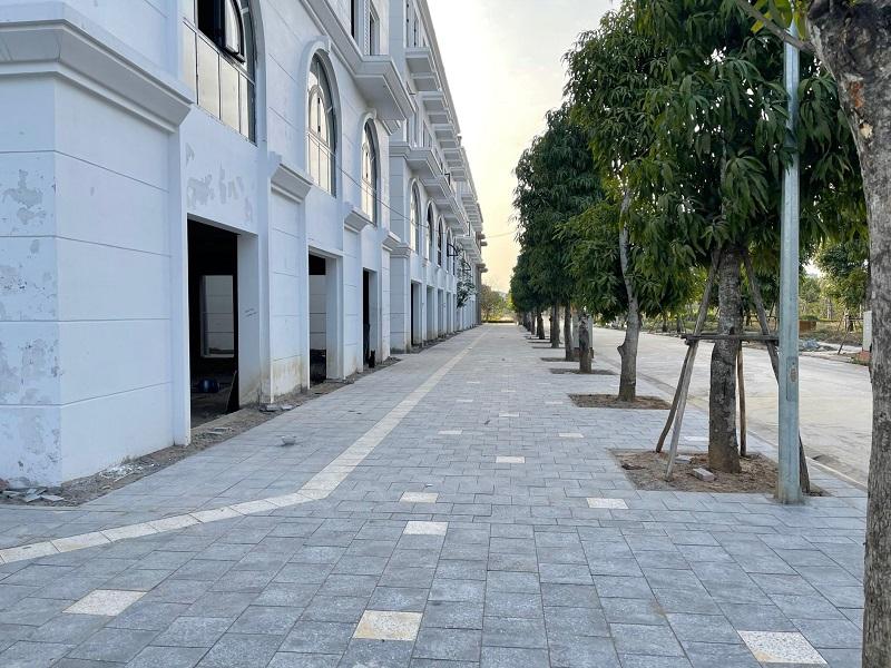 Hình ảnh thực tế 3 dự án Central City Lạc Trung - Uông Bí