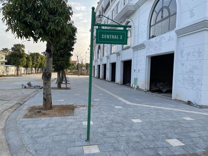 Hình ảnh thực tế 7 dự án Central City Lạc Trung - Uông Bí