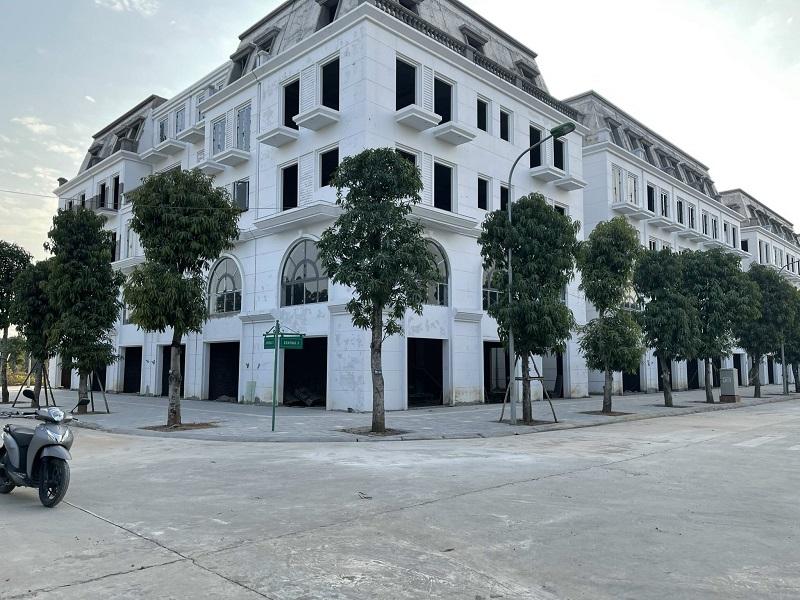 Hình ảnh thực tế dự án Central City Lạc Trung - Uông Bí