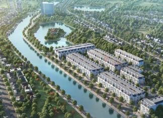 Phối cảnh 1 dự án TNR Grand Palace Nậm La - Sơn La
