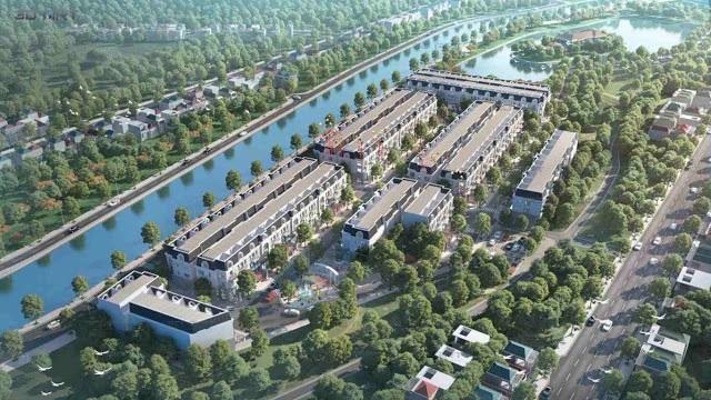 Phối cảnh 2 dự án TNR Grand Palace Nậm La - Sơn La