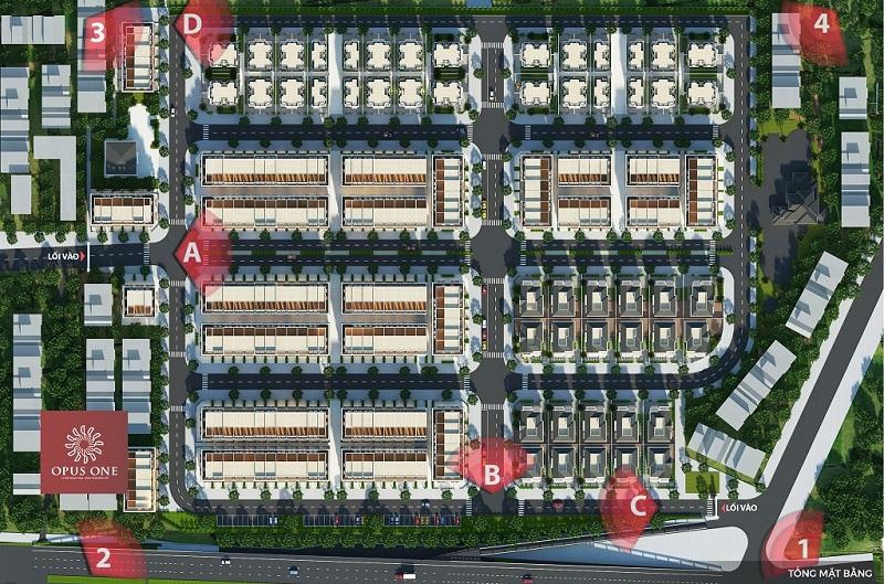 Quy hoạch phân khu Opus One Lạc Trung - Uông Bí