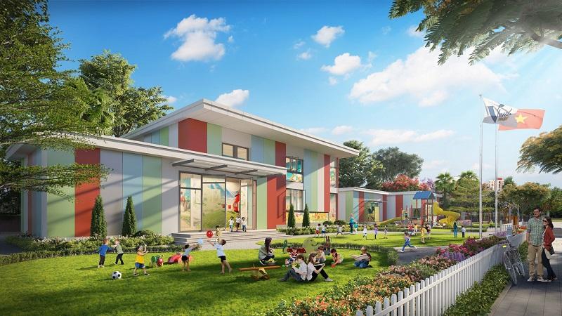 Trường học dự án Central City Lạc Trung - Uông Bí