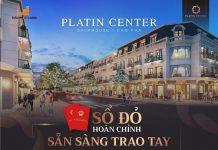 Banner Shophouse Platin Center Cẩm Phả