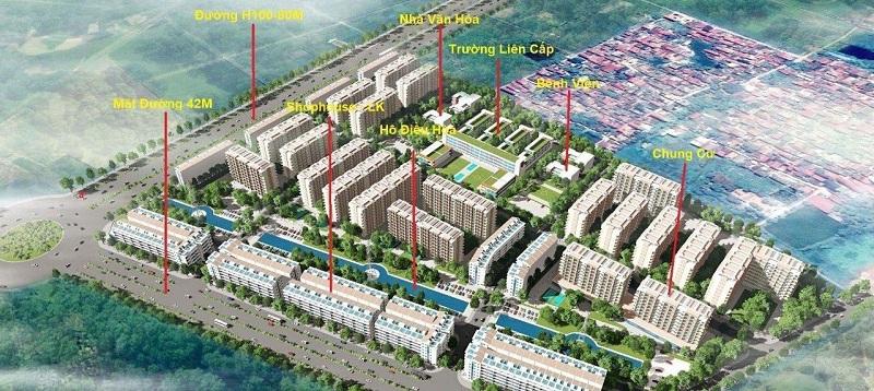 Cát Tường Smart City Yên Phong - Bắc Ninh