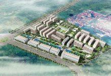 Phối cảnh Cát Tường Smart City Yên Phong - Bắc Ninh