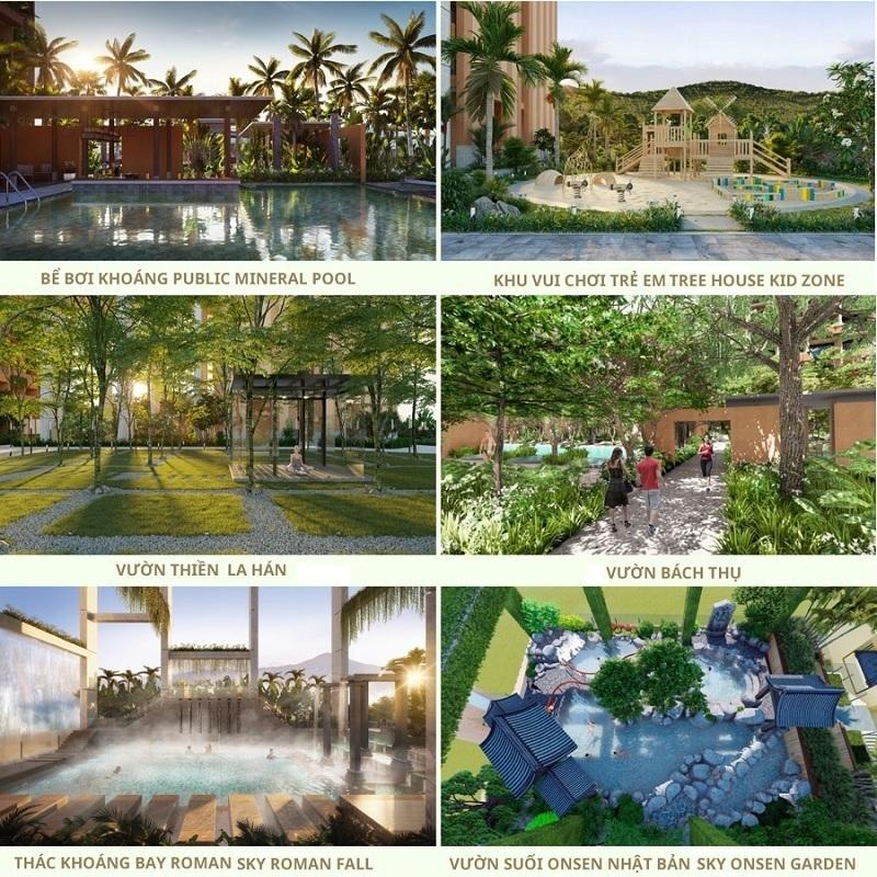 Tiện ích 1 Apec Mandala Sky Villas Kim Bôi - Hòa Bình