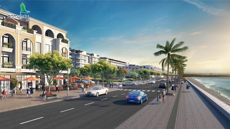Hạ tầng giao thông dự án Hamubay Phan Thiết - Bình Thuận