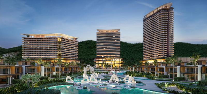 Khách sạn 5 sao dự án Sonasea Harbor City Vân Đồn - CEO Group